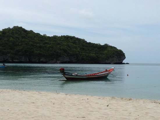 Orion Boat Trips - Day tours: Wua Talap Island