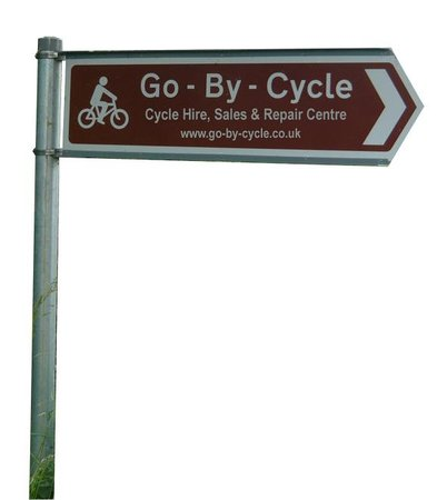 Go-By-Cycle