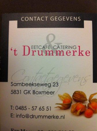 't Drummerke