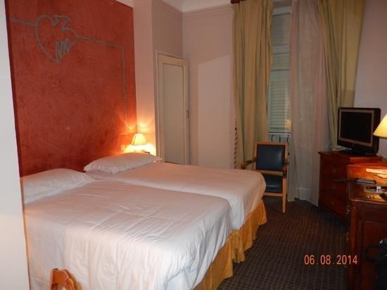 Hôtel Imperator : room 105