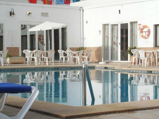 HSM Reina del Mar: Hotel's pool
