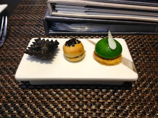 Castle Terrace Restaurant: Aperitivo
