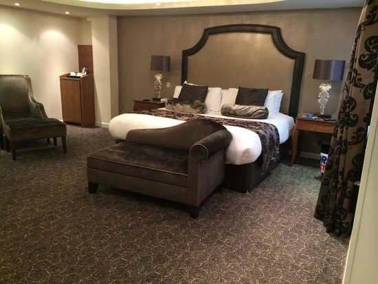 Blakemore Hyde Park: Very comfortable suite