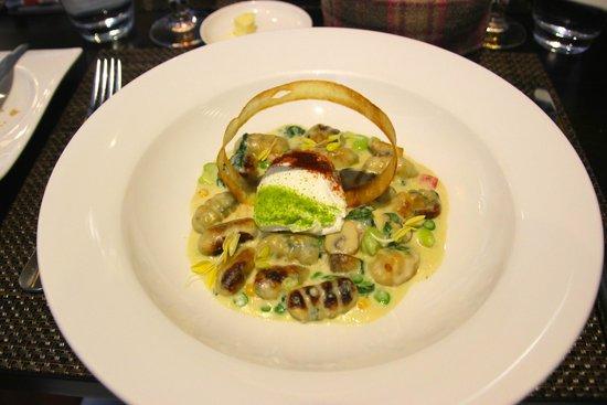 Castle Terrace Restaurant: Gnocchi