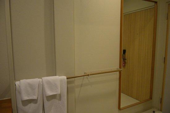 Chern Hostel: Clean towels