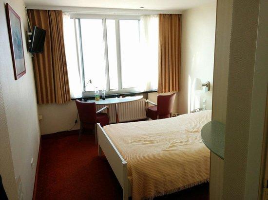 Hotel die Prince : Standaard kamer voor twee personen met zeezicht