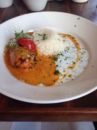 City Hotel: yummy chicken tikka