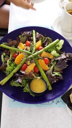Food For Thought: Quinoa Orange Salad