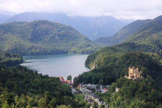 European Castles Tours: View from Castles