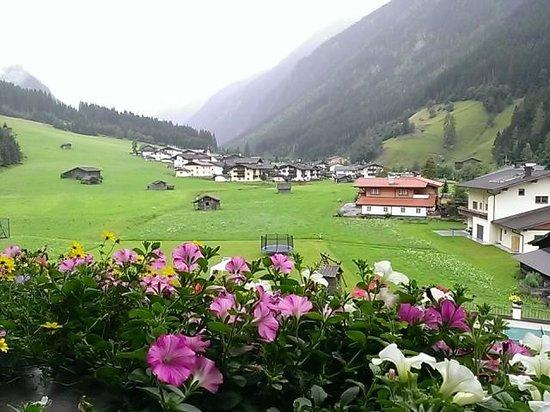 Vitalhotel Edelweiss: Blick vom Balkon