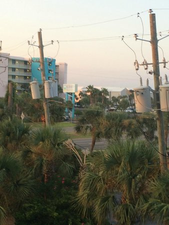 Destin West Beach and Bay Resort: My View