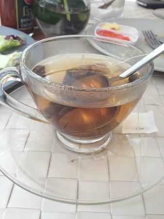 Chern Hostel: Tea