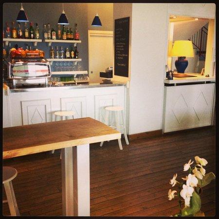 Hotel LaMorosa: Cafè Bistrot