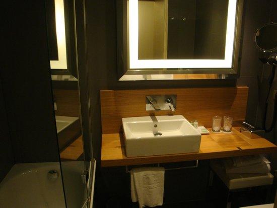 NH Pisa : バスルーム