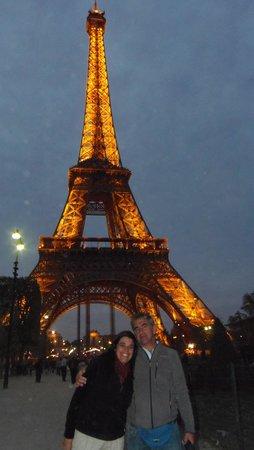 Tour Eiffel : Mágica!!!