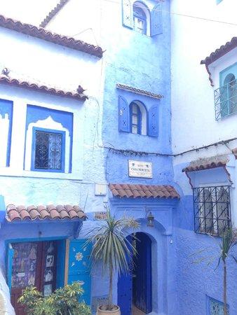 Casa Perleta : Front Entrance