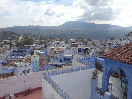 Casa Perleta : Rooftop