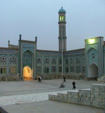 Mevlana Yakub Charki Mosque