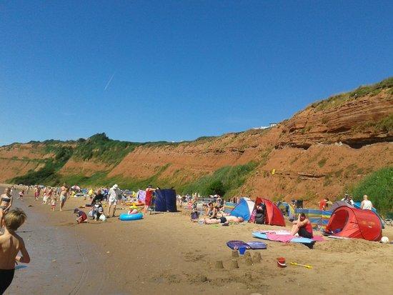 Devon Cliffs Holiday Park - Haven: The beach