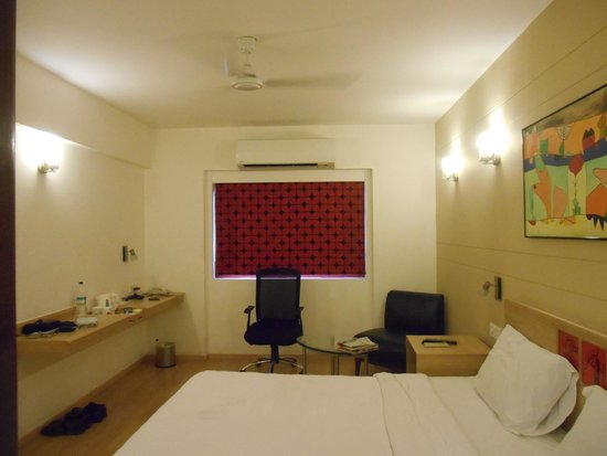 Red Fox Hotel Jaipur: All the basic necessities rolled into one