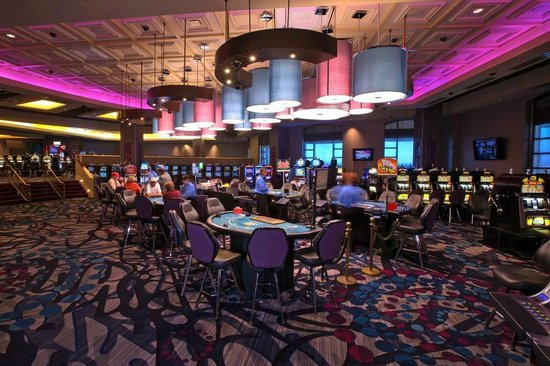 Harrah's Gulf Coast: Casino Floor