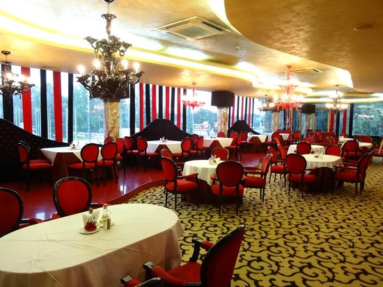 Hotel Maritza: la salle à manger