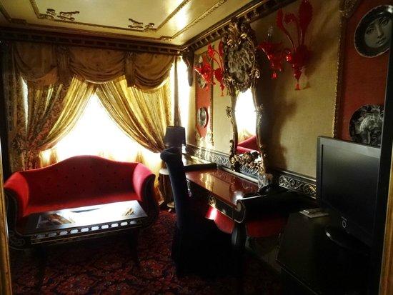 Hotel Maritza: chambre