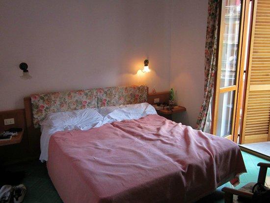 Hotel Villa Maria : Bedroom