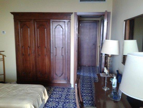 Grand Hotel Hermitage & Villa Romita: Chambre