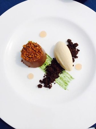 Craig Millar @ 16 West End: divine dessert