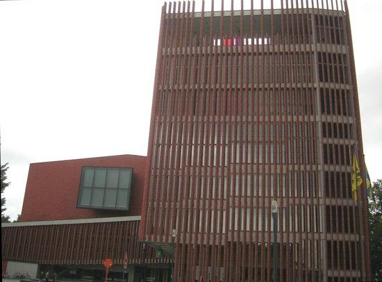 'T Zand: Impressive Concert Hall
