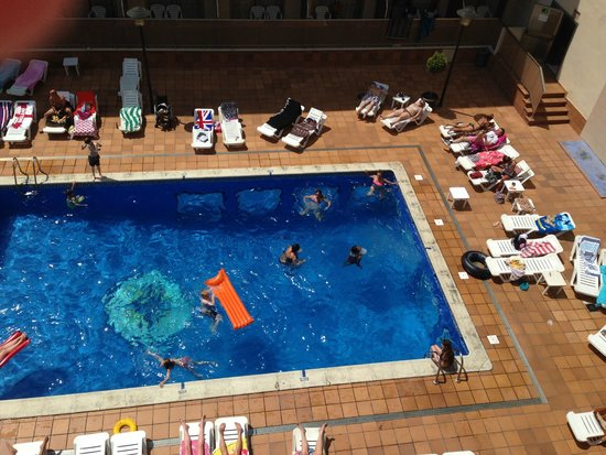 H TOP Royal Star & SPA: Piscine