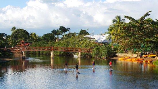 Salinas Maragogi All Inclusive Resort: Atividades no rio Maragogi