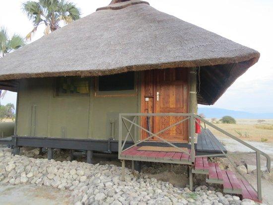 Maramboi Tented Camp: lodges