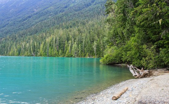 Cheakamus Lake Trail