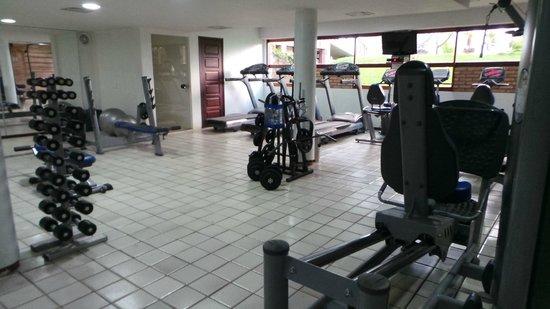 Salinas do Maragogi All Inclusive Resort: Momento saúde