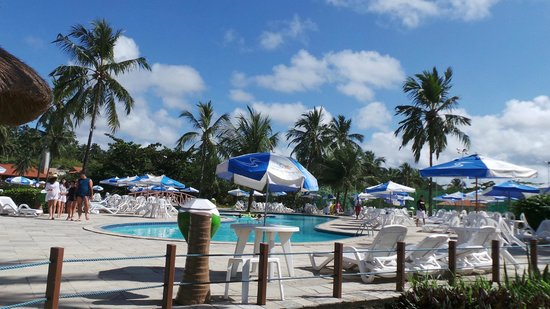 Salinas do Maragogi All Inclusive Resort: Piscina