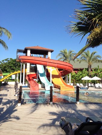 Crystal Family Resort & Spa : Aqua park