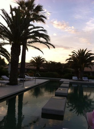 Hotel Sezz Saint-Tropez: Piscina