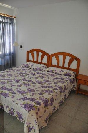 Mar Azul Playa: Кровати