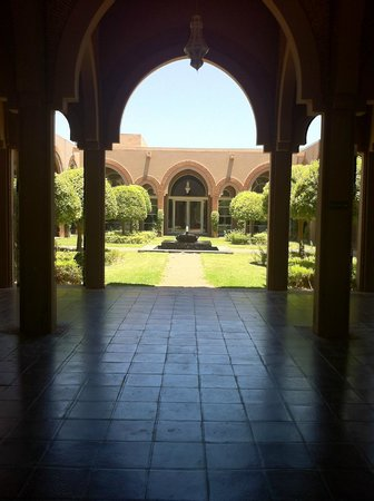 Pullman Marrakech Palmeraie Resort and Spa : Outside