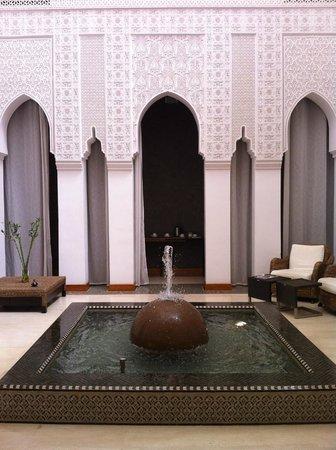 Pullman Marrakech Palmeraie Resort and Spa : Spa