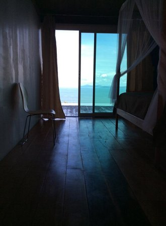 Camino del Sol: View from the room