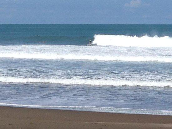 Camino del Sol: Surfing Morrillo