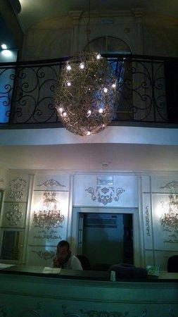 Hotel San Anselmo: Reception
