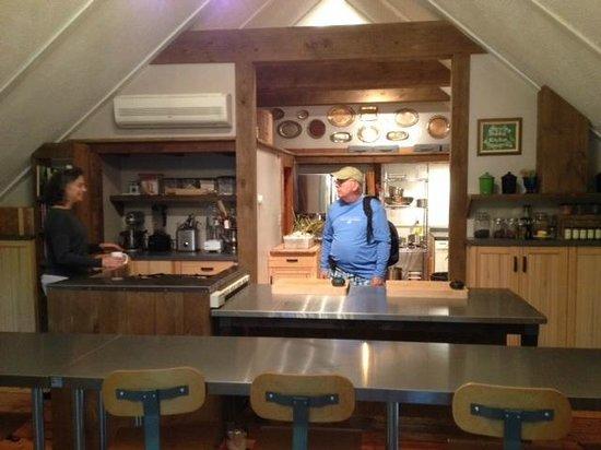 The Inn at Weathersfield: The Hidden Kitchen