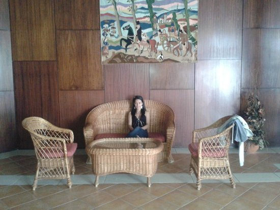 Auramar Beach Resort : Entrada al comedor
