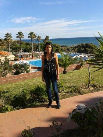 Auramar Beach Resort : linda vista