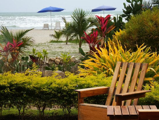 Canoa Beach Hotel: La playa
