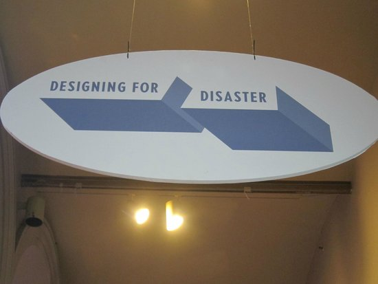 National Building Museum : Disaster Preparedness Exhibition